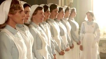 'Tiempos de guerra', la historia de un grupo de mujeres luchando por un imposible