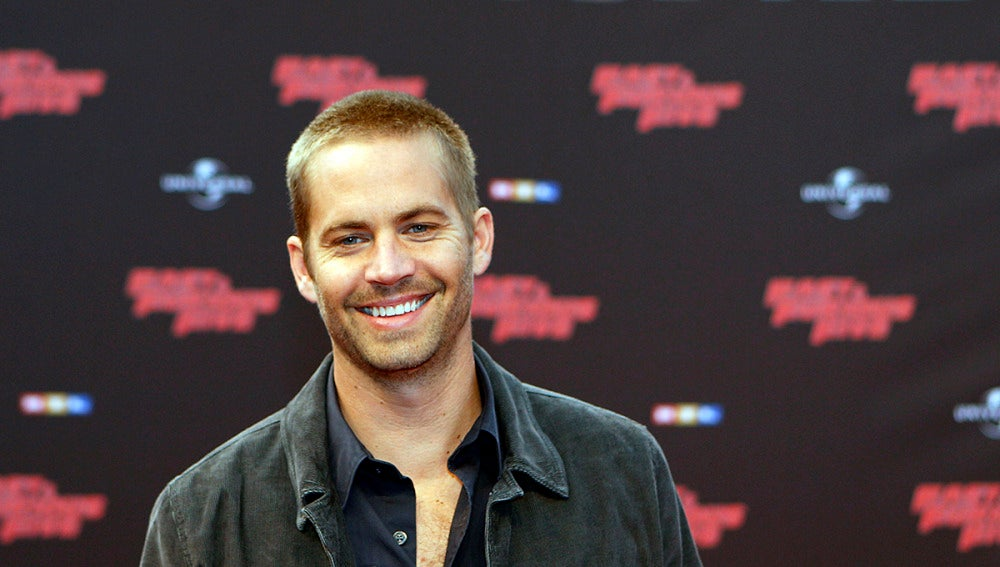 Paul Walker en uno de los estrenos de la saga 'Fast and Furious'