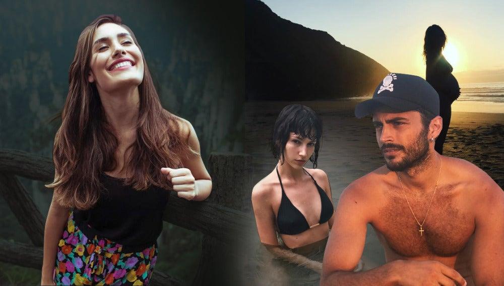 Así disfrutan el verano los protagonistas de las series de Antena 3
