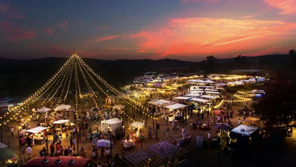 la santa market