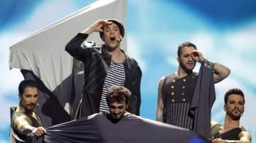 Can Bonomo en el Festival de Eurovisión 2012