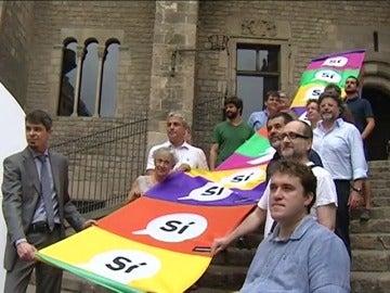 Los independentistas piden seguir adelante con el referéndum del 1-O sea cual sea la participación