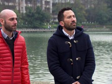 Decisión final de Rafa entre Luis y Javi