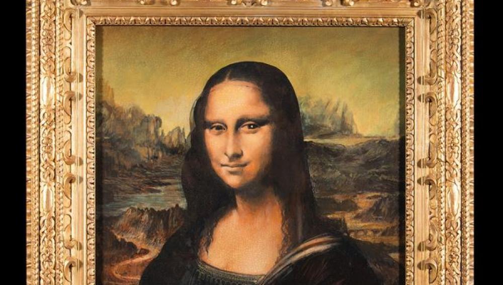 Réplica de la Mona Lisa