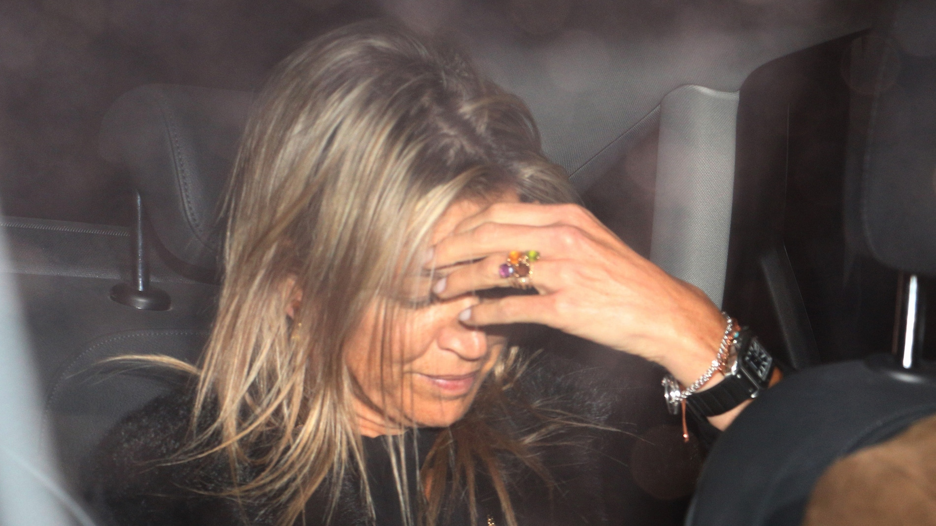 Máxima de Holanda, destrozada por la muerte de su padre Jorge Zorreguieta