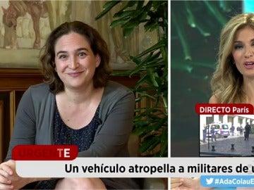 """Ada Colau, sobre los ataques de 'turismofobia':""""Son hechos puntuales, cualquier persona que viva en Barcelona sabe que esto no sucede a diario"""""""