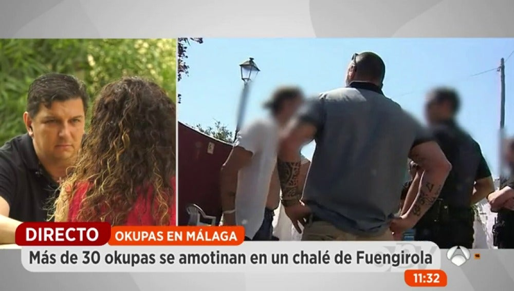 EP Okupas en Fuengirola