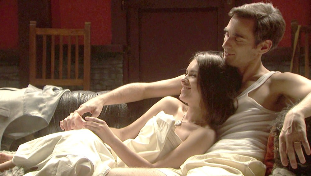 Aquilino y Beatriz sacan su lado más pasional en la intimidad