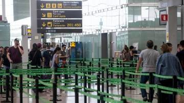 Aeropuerto de El Prat-Barcelona