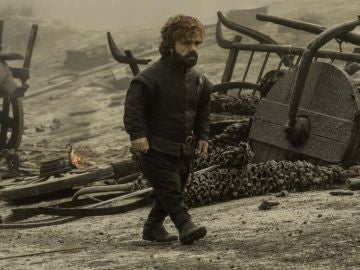 Tyrion Lannister tras la batalla