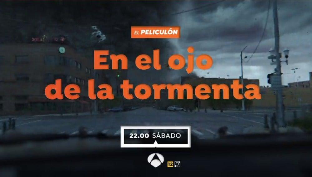 Cine de acción en El Peliculón con 'En el ojo de la tormenta'