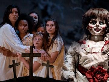 'Annabelle: Creation' llega dispuesta a poblar tus pesadillas