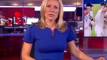 La cadena BBC emite porno durante un informativo