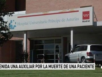 ASESINA HOSPITAL