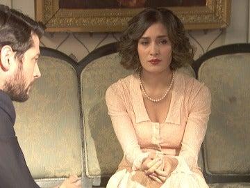 La dura proposición de Hernando a Camila lejos de Puente Viejo