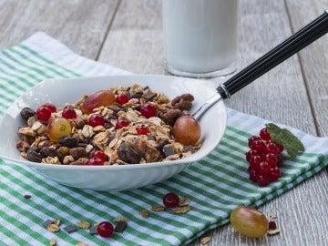 Muesli, un desayuno sano