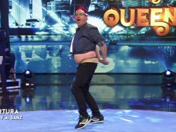 Flo sube la temperatura bailando a lo Shakira