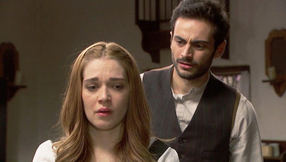 """Saúl a Julieta: """"Averiguaré quién fue el culpable, te lo aseguro"""""""