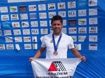 Carlos Rodríguez, en la imagen