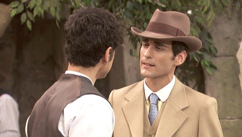 Matías será agredido por Aquilino al rescatar a Beatriz