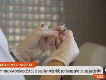 Investigan si la auxiilar de enfermería es responsable de otras muertes