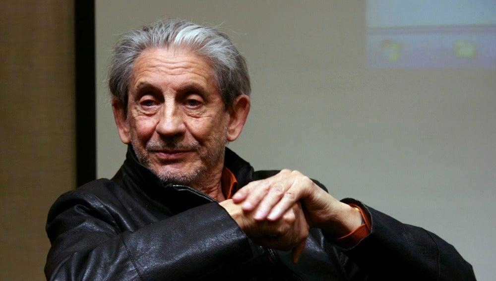 El cineasta, productor y guionista Basilio Martín Patino