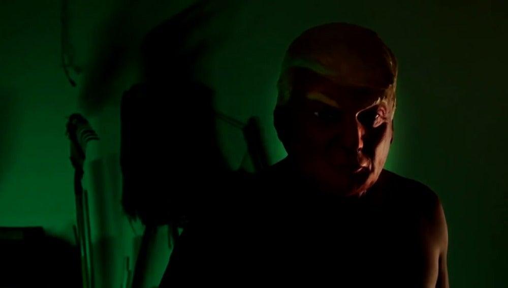 Donald Trump y Hillary Clinton protagonizan el primer tráiler de 'American Horror Story: Cult'