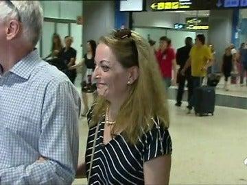 María José Carrascosa regresa a España tras ocho años en una prisión de EEUU