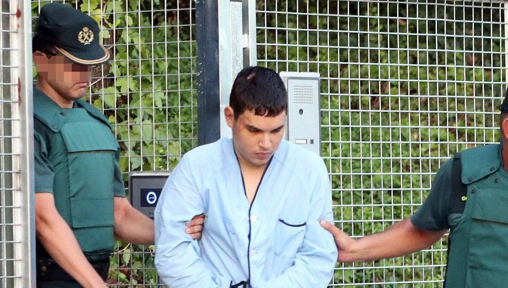 Mohamed Houli Chemlal, herido grave tras la explosión en la vivienda de Alcanar