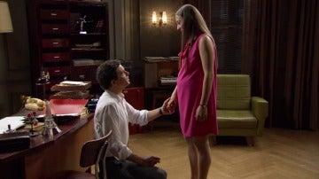 """Rafael: """"Alba, ¿quieres casarte conmigo?"""""""