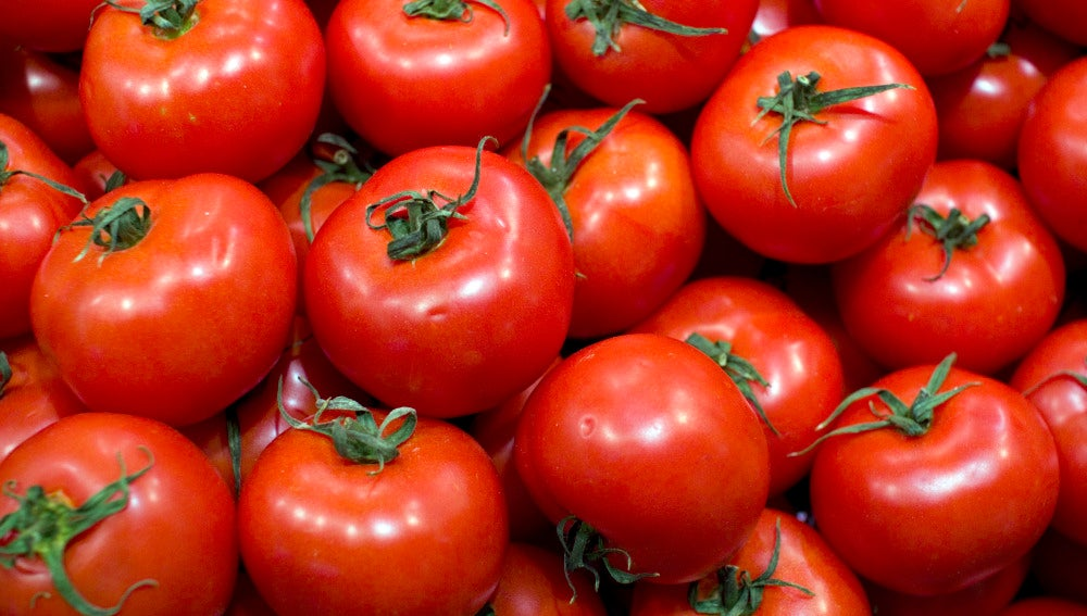Tomates, imagen de archivo