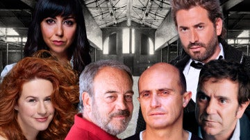 Arranca el rodaje de 'Matadero', nueva serie original de Atresmedia Televisión