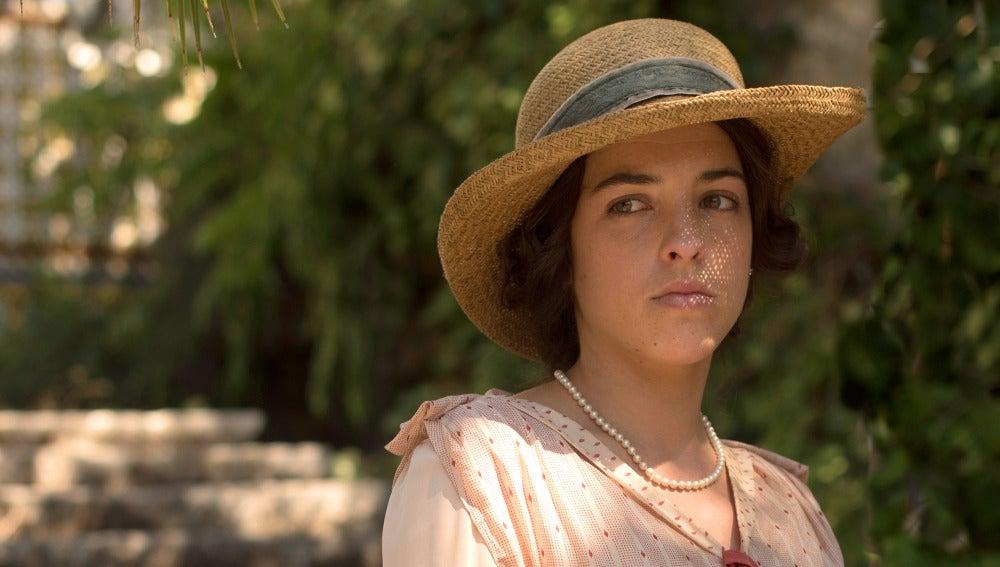 Nuria Herrero es Raquel en 'Tiempos de guerra'