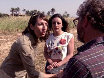 """Gemma, con las ideas muy claras: """"Conmigo no tienes opción, Fran"""""""