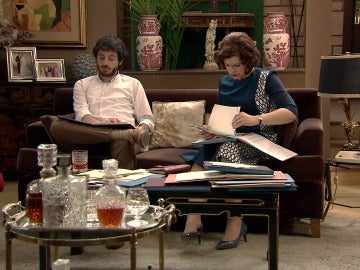 Jaime descubre el negocio oscuro de Alcoriza