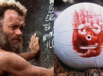 Wilson y Tom Hanks en 'Náufrago'