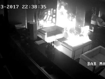 Ataques en un lujoso hotel de Marbella
