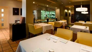 Salón del restaurante Antonio