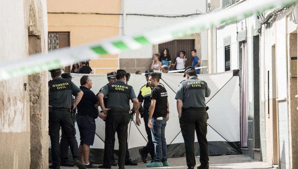Un nuevo caso de violencia de género en Cáceres