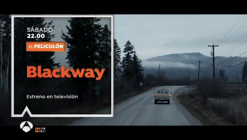 El Peliculón emite 'Blackway' con Anthony Hopkins y 'Diana' con Naomi Watts