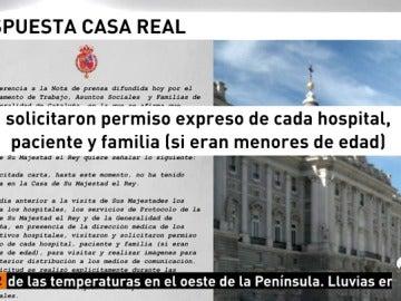 COMUNICADO CASA REY