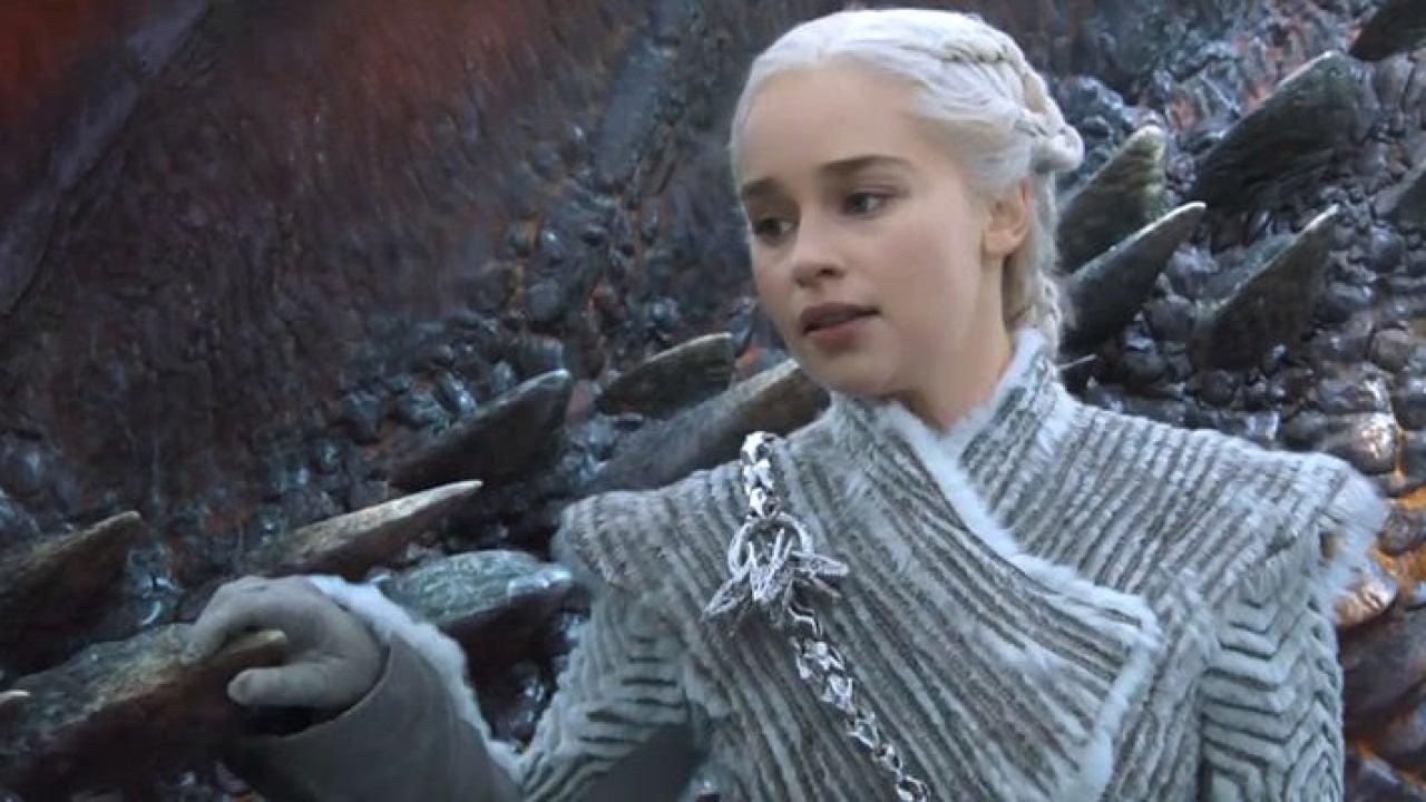 8ae06f8b6 Así se hizo la prenda del verano  el abrigo de Daenerys Targaryen en  Juego  de Tronos