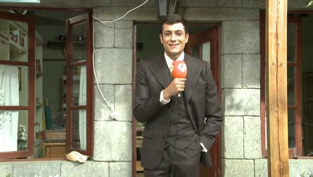 """José Millán: """"Puede que a Doña Francisca le ocurra algo especial"""""""
