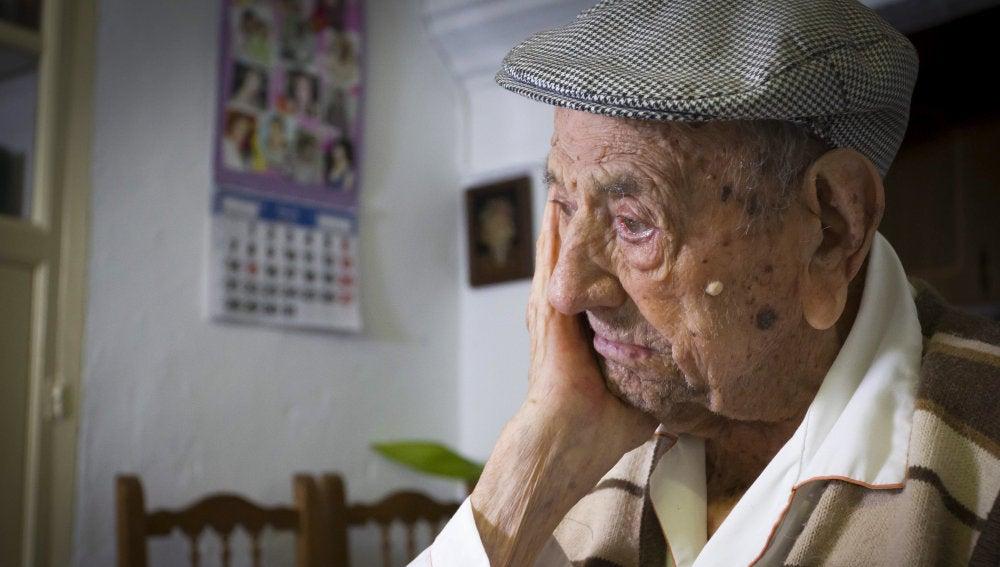 Francisco Núñez Olivera, el hombre más longevo del mundo
