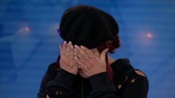 Anastacia se infiltra en el 'Operación Triunfo' sueco y se marcha llorando por las críticas del jurado