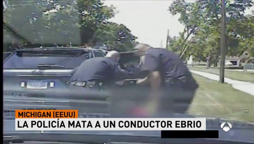 CONDUCTOR EBRIO EEUU