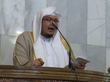 Condena al terrorismo en las mezquitas
