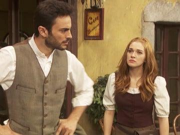 La tensión entre Julieta y Saúl, a punto de estallar