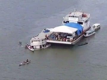 Al menos 39 personas mueren en dos naufragios en Brasil en menos de 24 horas