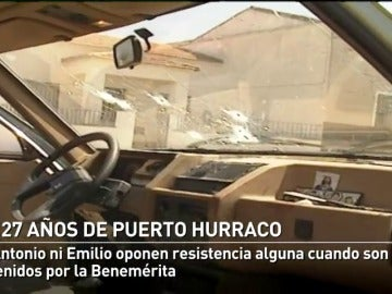 Se cumplen 27 años del crimen de Puerto Hurraco